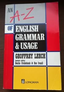 a-z grammar