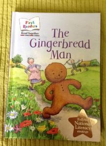 czytanie ginger