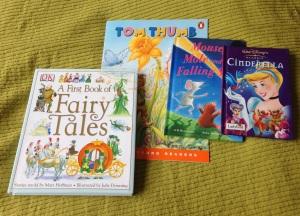 czytanie male dzieci