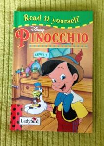 czytanie pinokio