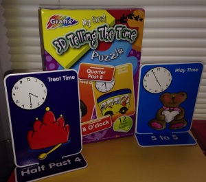 telling time2
