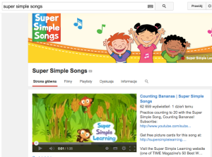 super simple songs youtube